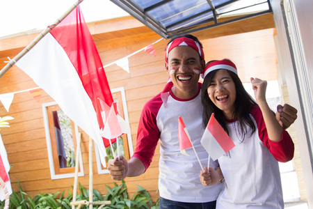 indonesian independence day celebration
