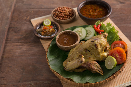 indonesian traditional culinary ayam betutu