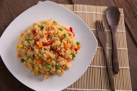 nasi goreng lub smażony ryż
