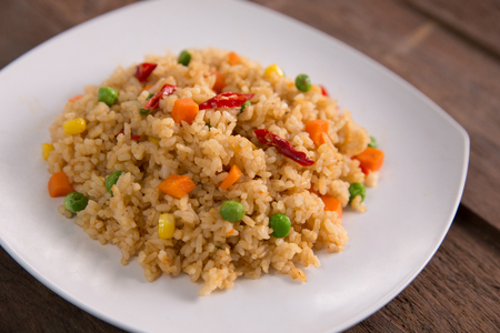 nasi goreng or fried rice