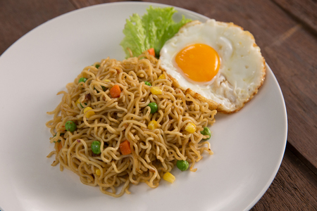 mie goreng or fried noodle