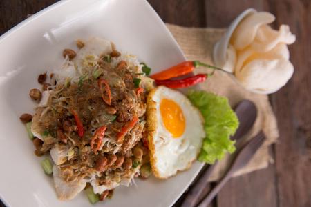 Ketoprak. Indonesia food Stock Photo