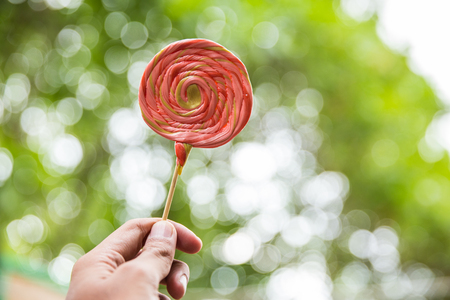 gulali traditional candy lollipop