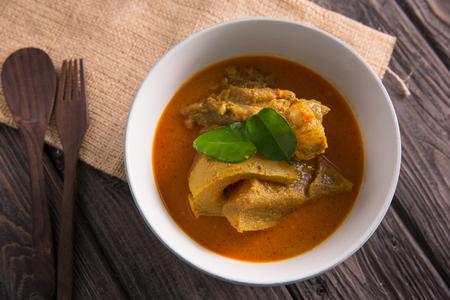 kikil ou curry de tendon de boeuf