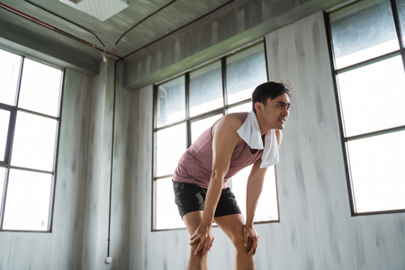 take a break after high intensity workout
