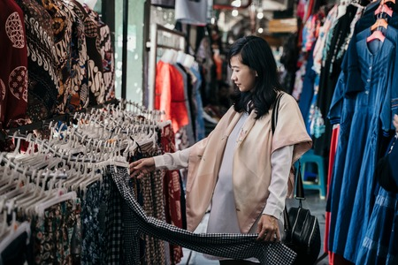 shopping batik traditional indonesian pattern clothing