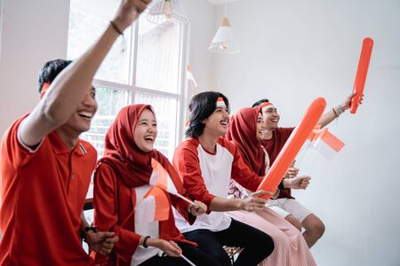 indonesian supporter independence day