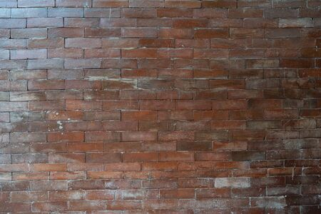 portrait of neatly arranged bricks