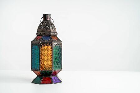 阿拉伯语背景灯