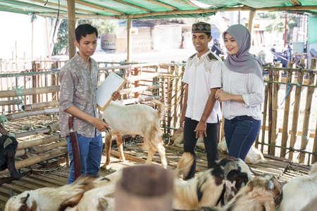 buying goat or sheep for eid adha qurban