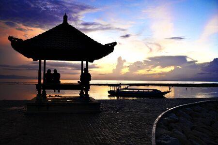 sanur: Beauty Ray of Light Sunrise at Sanur Beach Bali