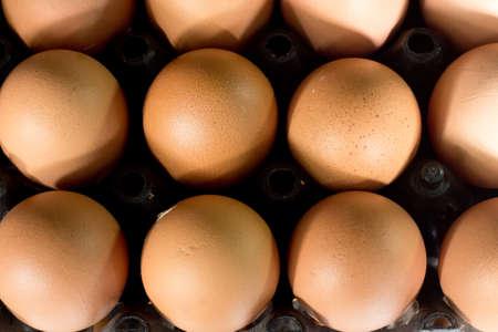 admixture: eggs