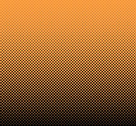 다채로운 하프 톤 배경, 추상 형상 셰이프입니다.