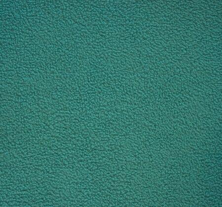 rug texture: Close up green fleece texture. Background. Stock Photo