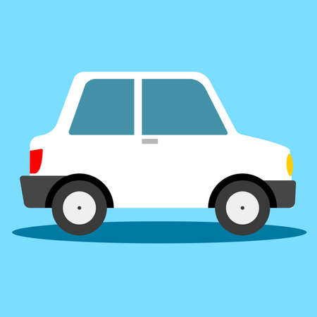 Vector - Cartoon Car