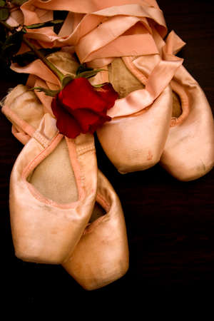 ballet shoes: Ballet shoes