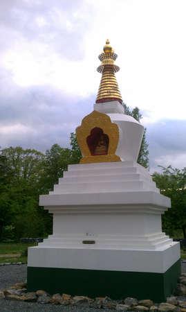 buddhist: Buddhist Stupa