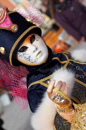 Venice carnival - Italy Stock Photo - 17939928