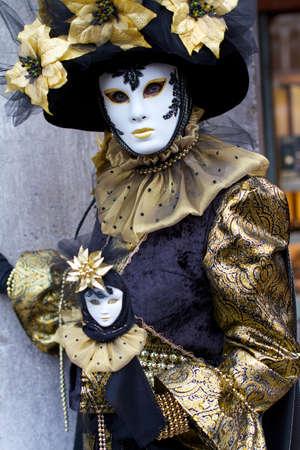 Venice carnival photo