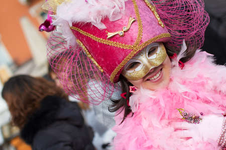 Venice carnival - Italy photo