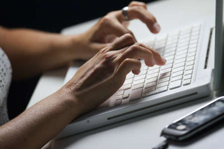 backlit keyboard: writing