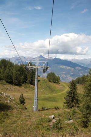 pila: ski lift - Pila Aosta valley