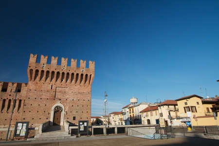 sforza: Galliate - Sforza castle Editorial