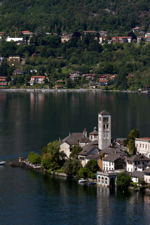 Orta Lake - Italy Stock Photo - 18467421