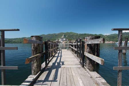 Orta Lake - Italy Stock Photo - 18522980