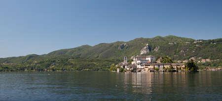 Orta Lake - Italy Stock Photo - 18467374