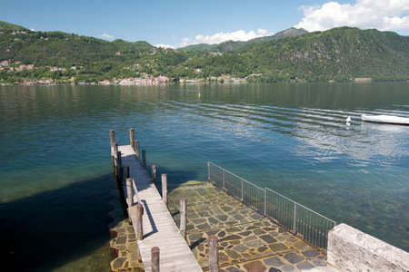 Orta Lake - Italy Stock Photo - 18467391