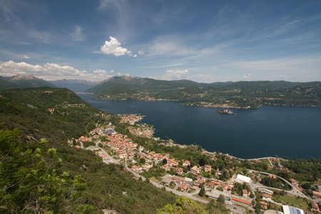 Orta Lake - Italy Stock Photo - 18467386