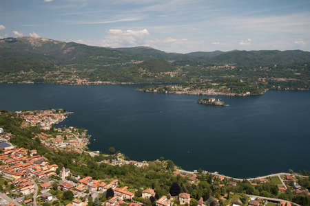 Orta Lake - Italy Stock Photo - 18467393