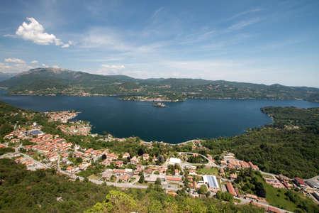 Orta Lake - Italy Stock Photo - 18467410