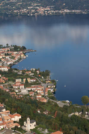 orta lake Stock Photo - 18739473