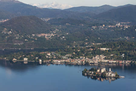 Orta Lake - Italy Stock Photo - 18523030
