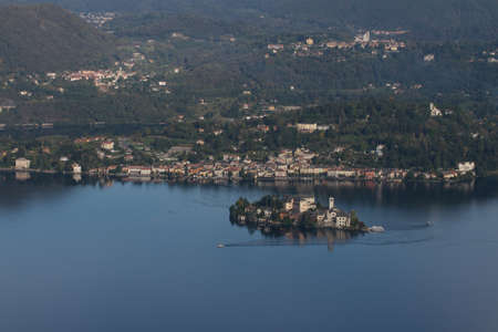 Orta Lake - Italy Stock Photo - 18467394