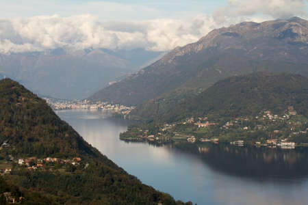 Orta Lake - Italy Stock Photo - 18467385