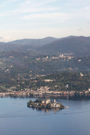Orta Lake - Italy Stock Photo - 18467378