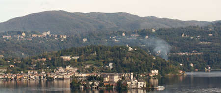 Orta Lake - Italy Stock Photo - 18467389