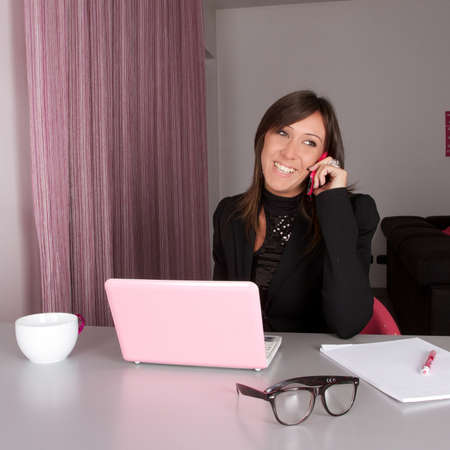 home office Stock Photo - 18739471