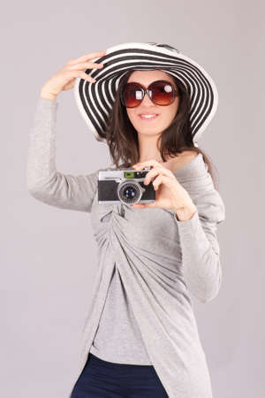 female photographer photo