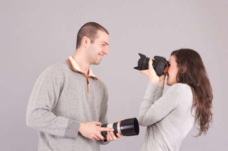 photographers Stock Photo - 18726166