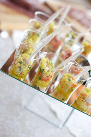 finger food Stock Photo