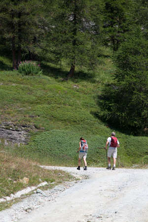 aosta: Aosta valley - Italy