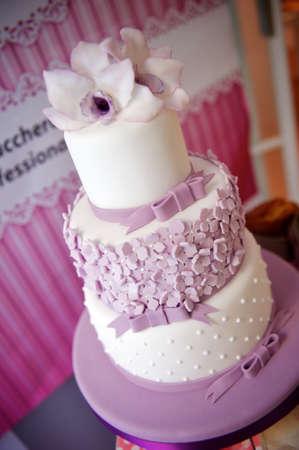 pastel de bodas: torta de la boda
