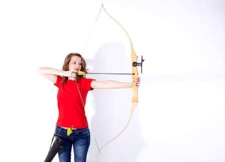 Female Archer photo