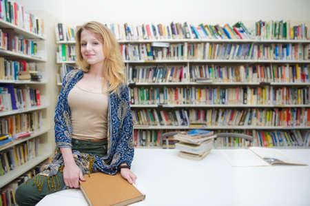 giovane studente  Archivio Fotografico