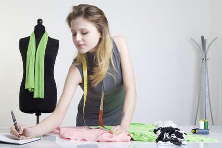ketch: fashion stylist Stock Photo