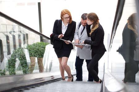 business team Banco de Imagens